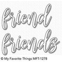Friend Duo - Die-Namics - My Favorite Things