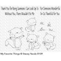 Friendly Foxes - My Favorite Things