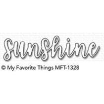 Sunshine - Die-Namics - My Favorite Things