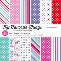 Sweet Stack - 6x6 Inch Paper Pad - My Favorite Things
