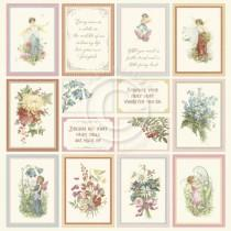 Paper - Images from the Past II - Four Seasons of Fairies