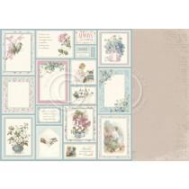 Paper - Wonderful Memories - Cherry Blossom Lane