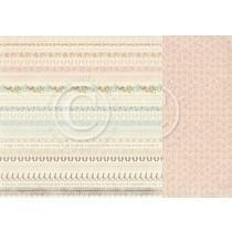Paper - Borders 12x12 - Sweet Baby