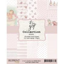 Reprint - It´s a Girl Collection - 6x6 Inch Paper Pack