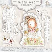 Summer Dream Art Stamp Kit - Magnolia