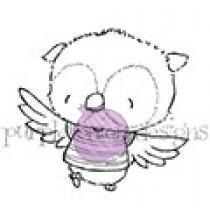 Ruby (Flying Owl) - Purple Onion Designs