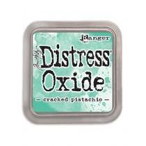 Tim Holtz Distress Oxide Ink Pad - Cracked Pistachio