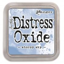 Tim Holtz Distress Oxide Ink Pad - Stormy Sky