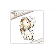 Tilda Throws Away Hearts - Magnolia