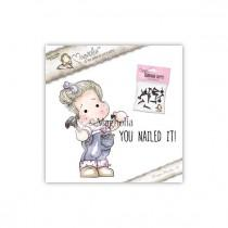 You nailed it! Hammer Tilda & Hardware Supply Tiny Nails - Magnolia