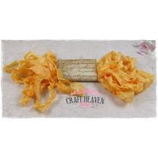 Vintage Seam Binding – Orange