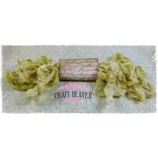 Vintage Seam Binding – Green