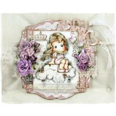 OOAK Handmade Greeting Card - Especially For You