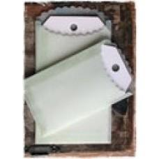 Vellum Envelopes & Tags - GREEN - Melissa Frances