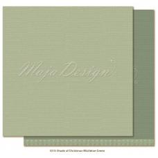 Paper - Monochromes - Shades of Christmas - Mistletoe green