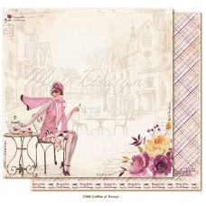 Paper - Coffee al fresco - Little Street Café