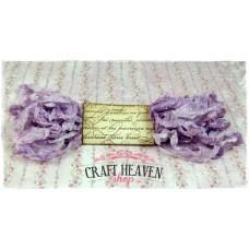 Vintage Seam Binding – Purple
