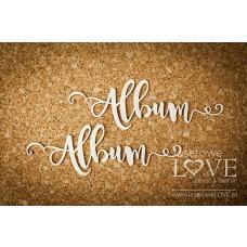 Album Text 2 items - Ocean Adventure - Laserowe LOVE