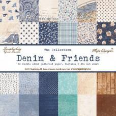 *Pre-order* Maja Design - Denim & Friends - Complete 12x12 Collection