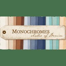 *Pre-order* Paper - Monochromes - Shades of Denim - Entire Collection