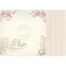 Paper - Cherry Blossom Lane - Cherry Blossom Lane