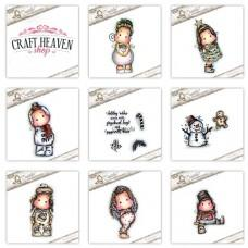 *Pre-order* Christmas Party - Complete Collection - Stamps (9 products) - Magnolia