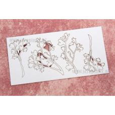 Floral Decors - Scrapiniec