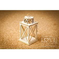 Lantern 3D - Winter Fun - Laserowe LOVE