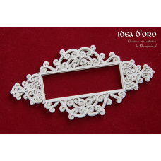 Idea d'Oro - 2-Layers Sign Frame 02 - Scrapiniec