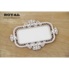Royal Rectangle Frame - Scrapiniec