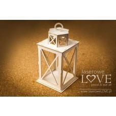 Big lantern - Winter Fun - Laserowe LOVE