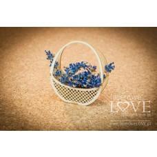 Basket 3D - Sweet Lavender - Laserowe LOVE