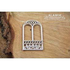 Alamor - 2 Layers Window - Scrapiniec