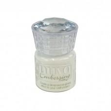 Nuvo - Embossing Powder - Glacier White