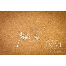 Dandelion feathers - Laiteron - Laserowe LOVE