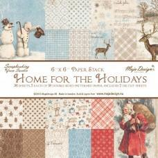 Maja Design - Home For The Holidays - 6x6 Paper Pad