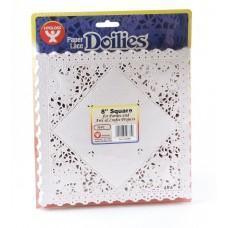 Paper doilies - Square 8''