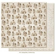 Paper - Bundle Of Joy - Vintage Baby