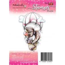 Winnie - Sky's the limit - Polkadoodles