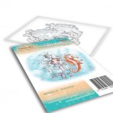 Meribelle Seahorse - Polkadoodles