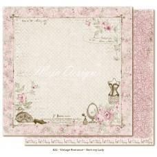 Paper - She's my Lady - Vintage Romance