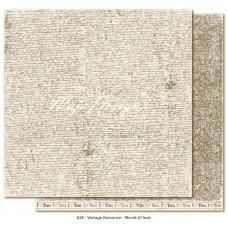 Paper - Words of Love - Vintage Romance