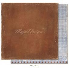 *Pre-order* Paper - Leather - Denim & Friends