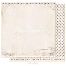 Paper - Drivers License - Denim & Friends