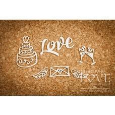 Wedding - Simple Wedding - Laserowe LOVE