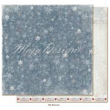 Paper - Blizzard - Joyous Winterdays