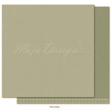 *Pre-order* Paper - Monochromes - Shades of Winterdays - Green