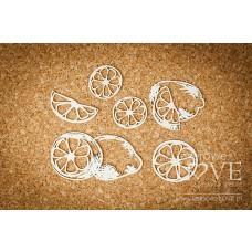 Lemons - Kitchen Time - Laserowe LOVE