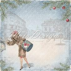 Paper - Mail the postcards - Christmas Season