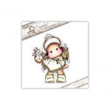 Tilda with Little Snowy - Magnolia
